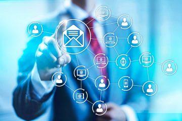 E-mail Corporativo com recursos