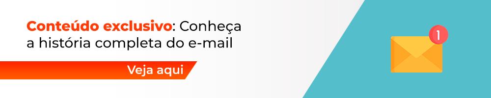 História do Email