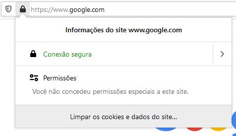 site seguro https