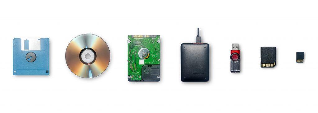 dispositivos para backup